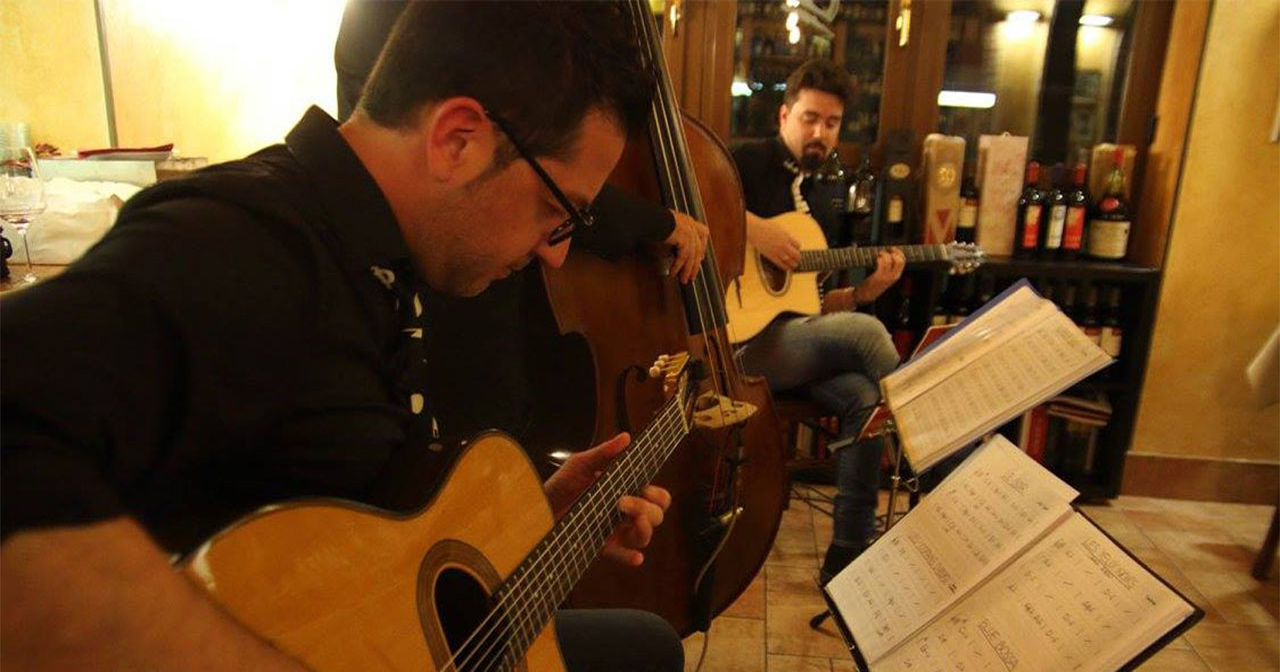 J. Hofstätter + Euforia Gipsy Quartet